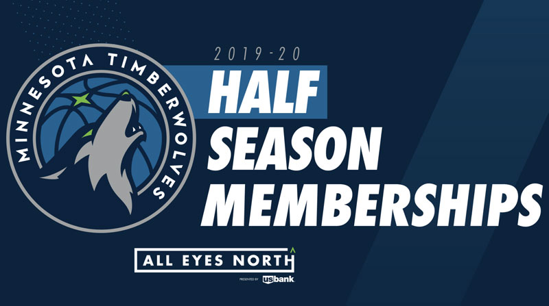 2019-20 Half Season Memberships