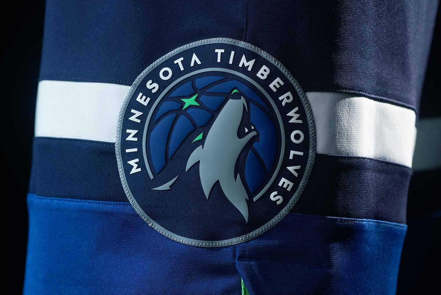 Timberewolves Jersey Gallery Image