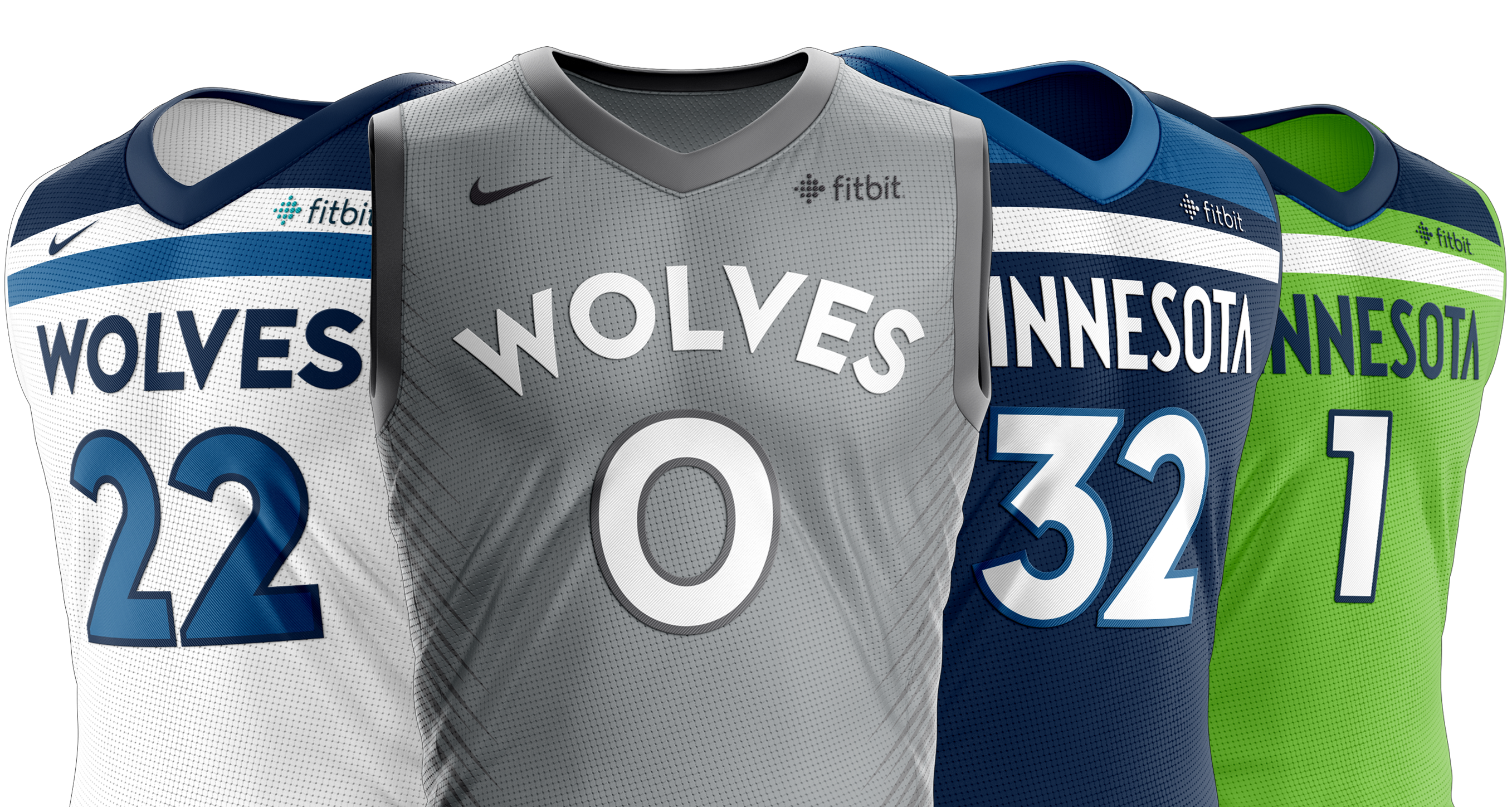 1d2b6bb65 Introducing the Timberwolves New Uniforms for 2017-18.