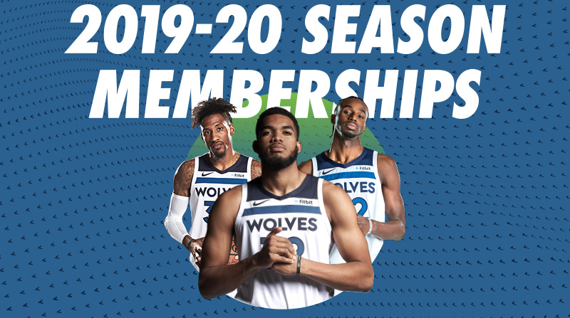2019-20 Season Memberships