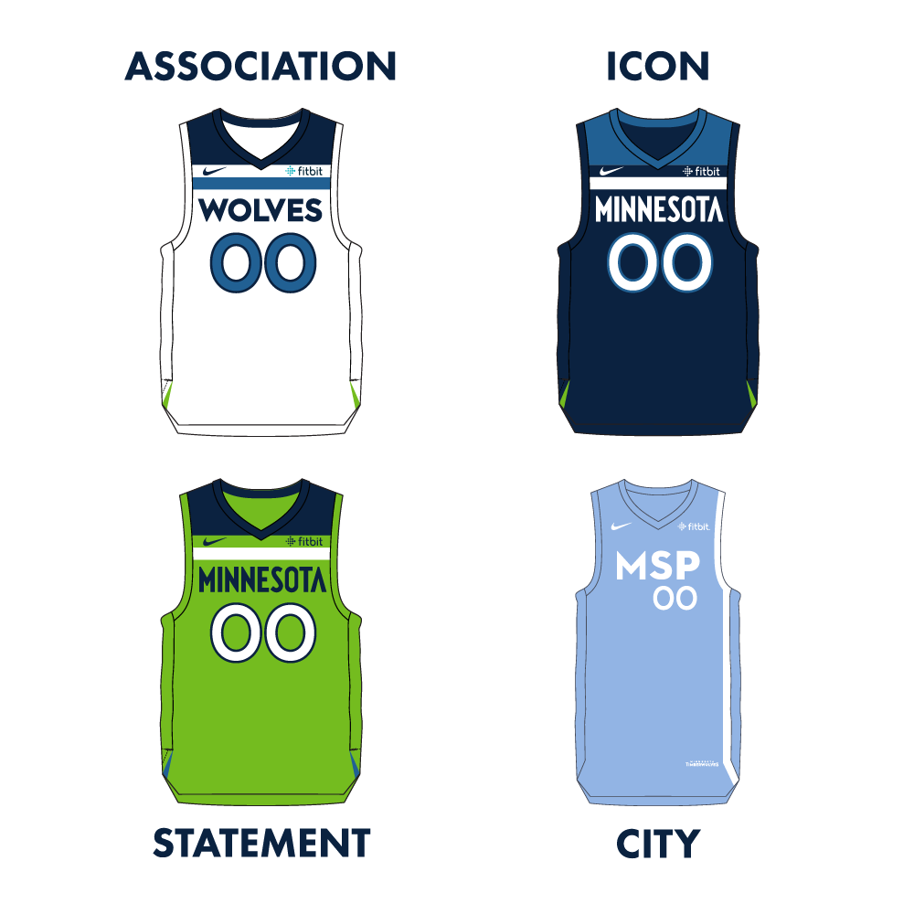 Timberwolves Boy Scout Packages Minnesota Timberwolves