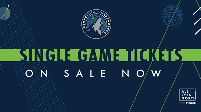 2018-19 Single Game Tickets