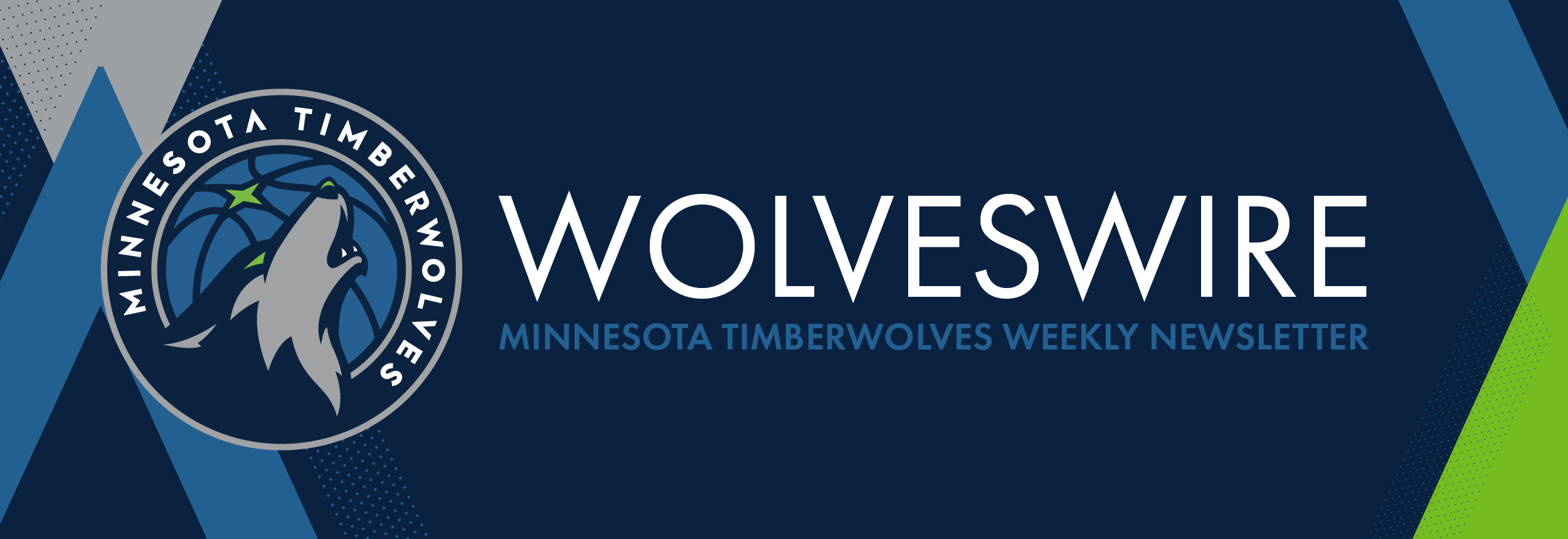 WolvesWire: Minnesota Timberwolves Weekly Newsletter