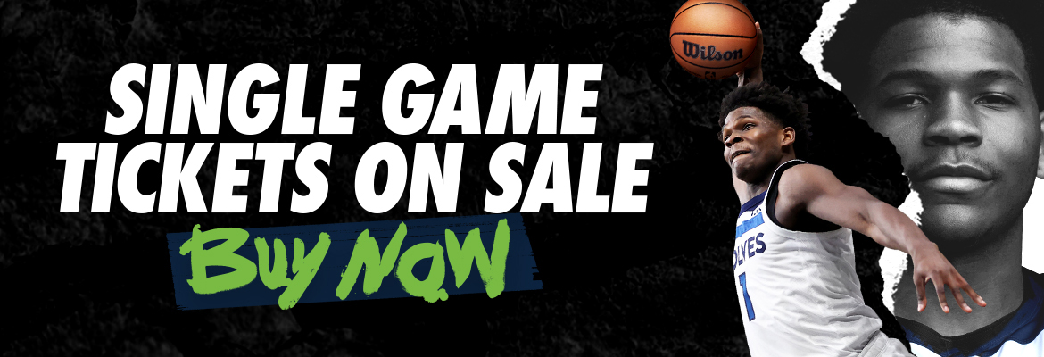 Single Game Tickets on Sale Buy Now