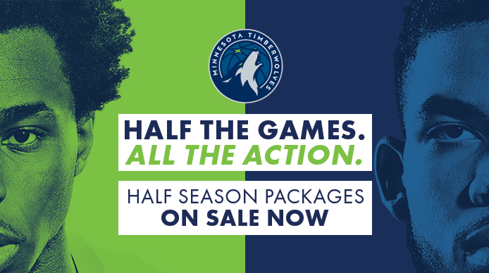 2017-18 Half Season Packages