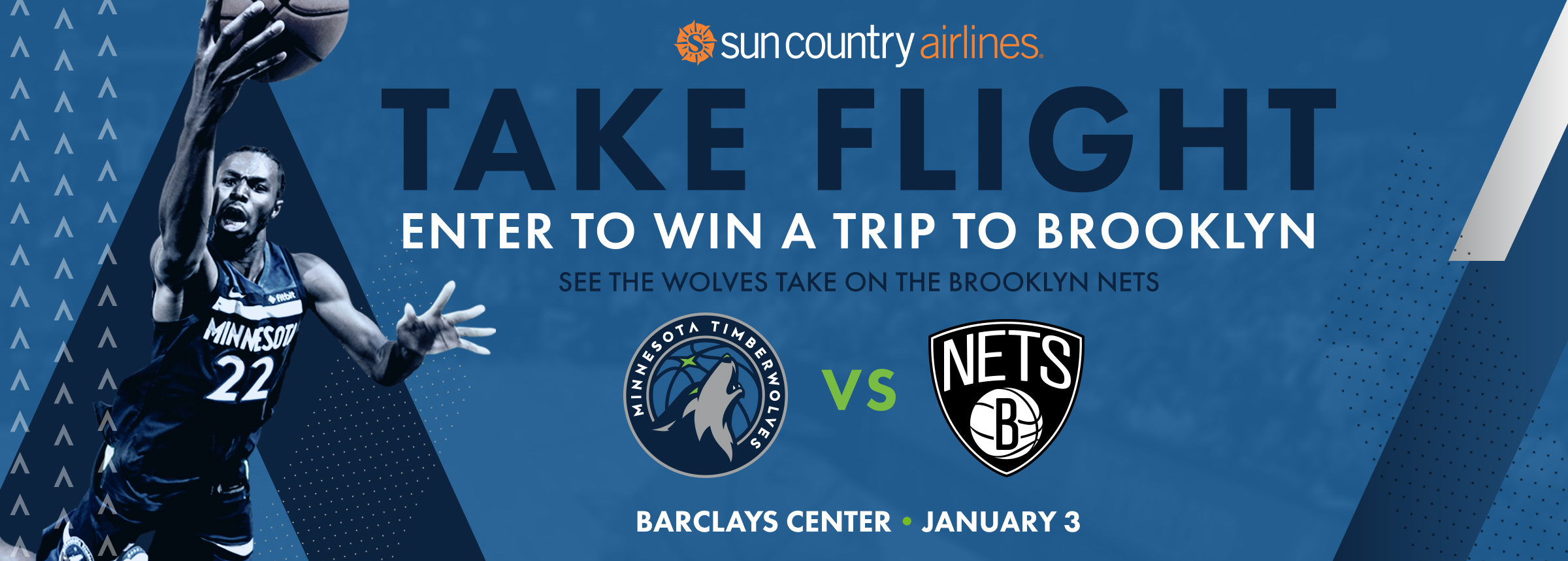 MN Airlines LLC D B A Sun Country Minnesota Timberwolves Wolves Flyaway Sweepstakes Official Rules