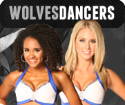 Follow Timberwolves Dancers