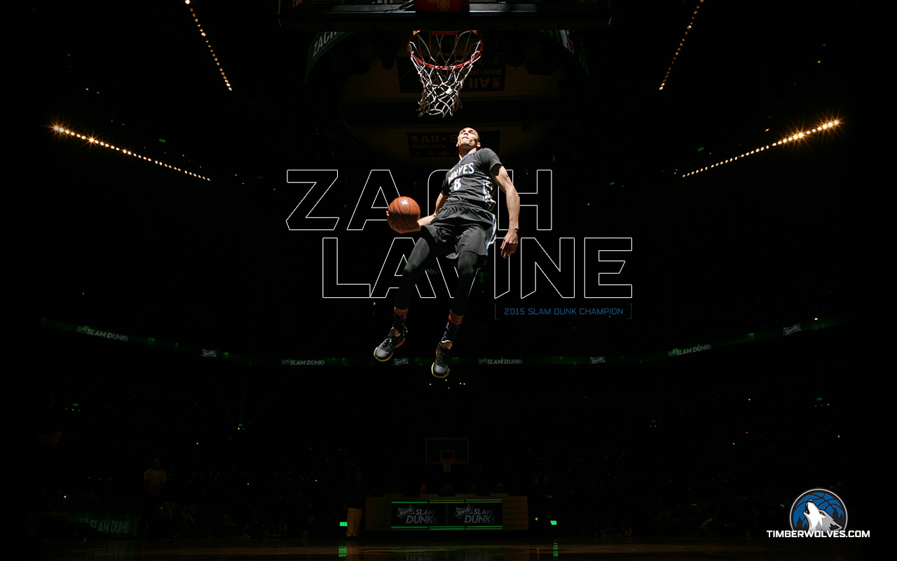 Zach Lavine Wallpaper Timberwolves