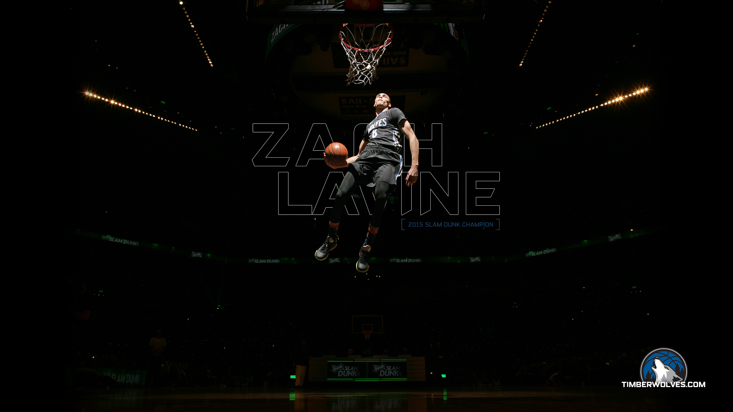 Hd wallpaper nba - Lavine S Dunk Contest
