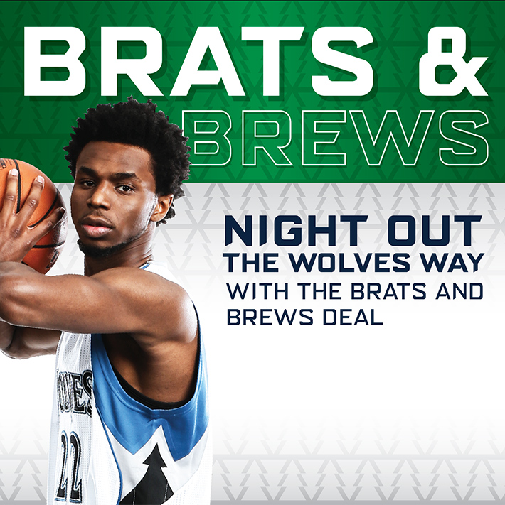 Wolves Brats and Brews