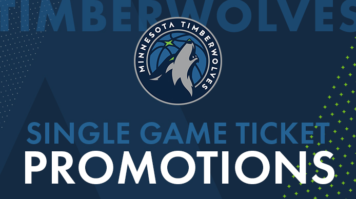 Single Game Ticket Promotions