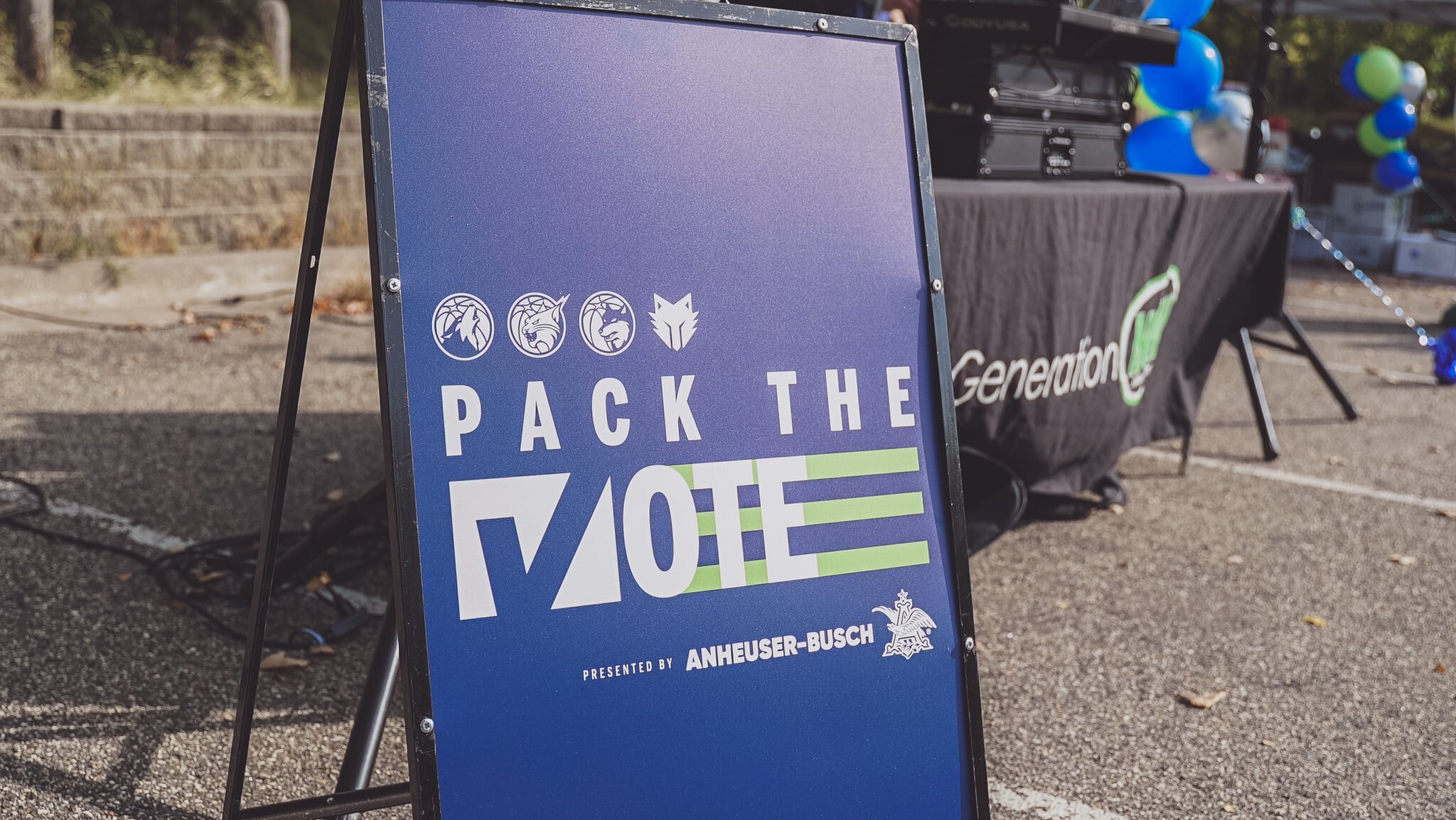 Pack the Vote Day