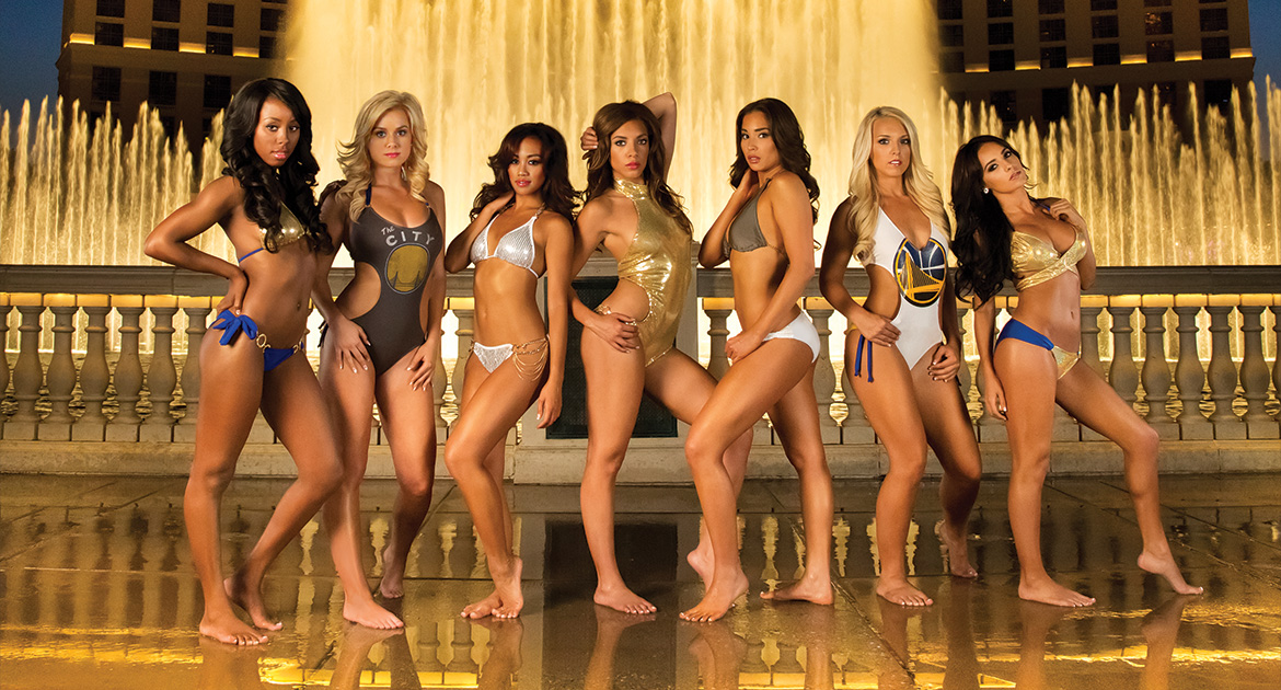 2014 15 Warriors Dance Team Calendar Home Golden State