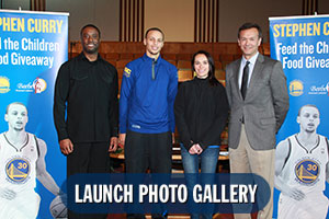 2581d0296897 Stephen Curry Joins Feed the Children to Deliver Food and Essentials ...