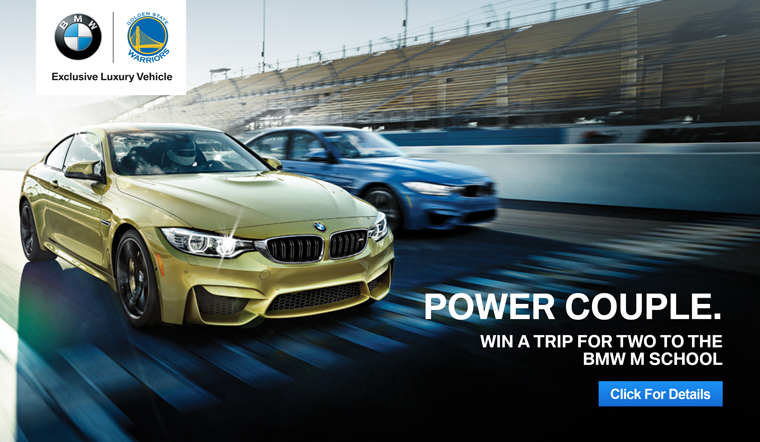 BMW M School Promotion