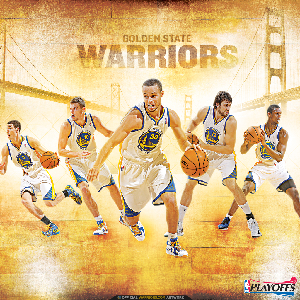 Warriors Come Out And Play Golden State: We Know You're Ready For Playoffs, But
