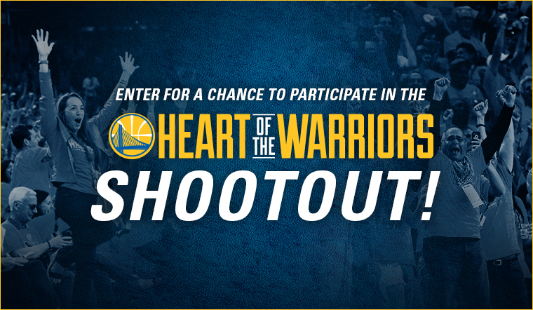 Heart of the Warriors Shootout
