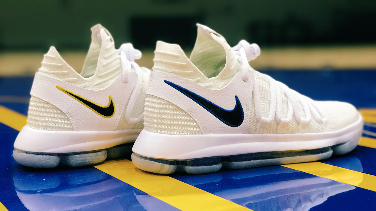 Sole Of The Warriors Kevin Durant Part Ii Golden State Warriors