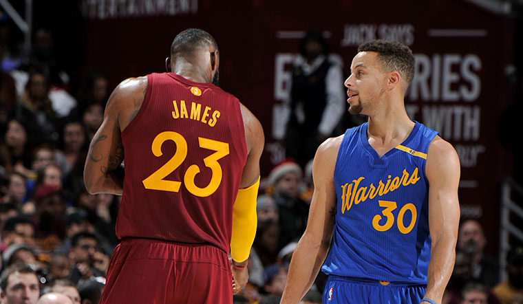 Durant delivers, Warriors beat Cavaliers, 99-92