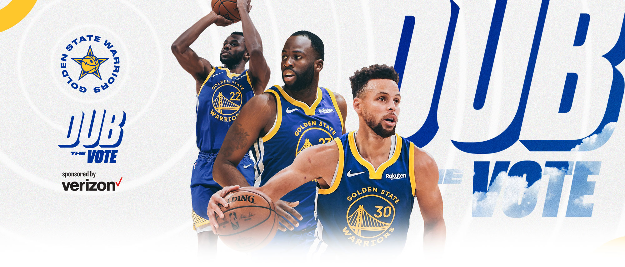 Dub The Vote | 2021 NBA All-Star | Golden State Warriors