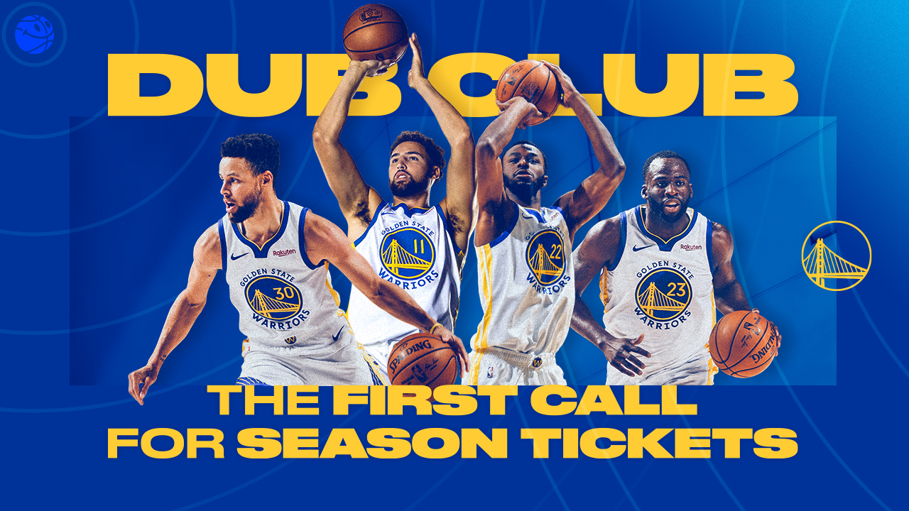 Join the Golden State Warriors Dub Club