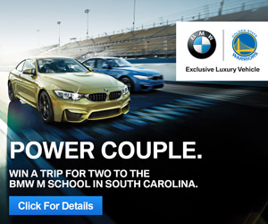 Win a Trip for 2 to the BMW M School in South Carolina