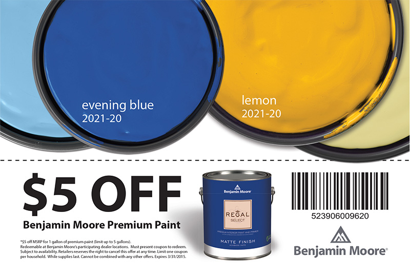 Store locations for Benjamin moore paint store san francisco