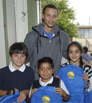Image result for warriors community foundation