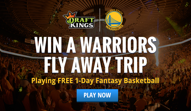 Win a Trip to L.A. to see the Warriors play the Clippers