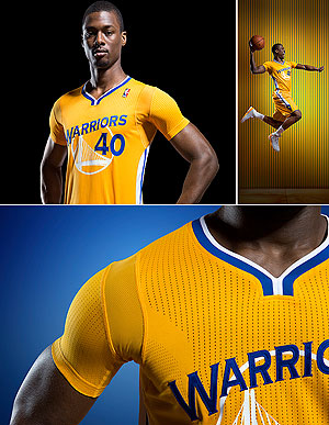 adidas, Warriors to Debut First-Ever Modern Short Sleeve NBA Uniforms