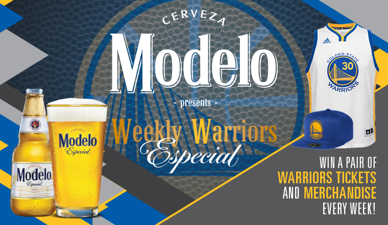 Win Weekly Warriors Prizes