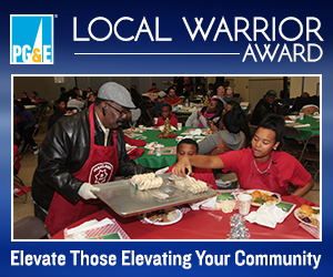 PG&E Local Warrior Award
