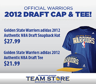 Warriors Draft Party