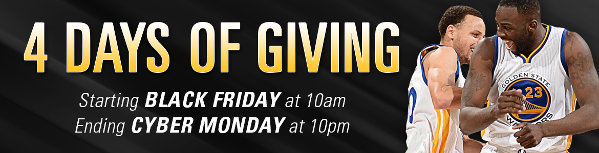 4 Days of Giving