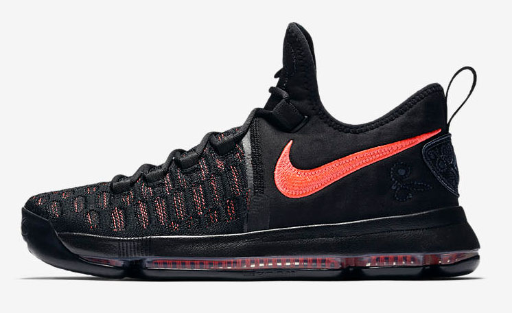 KD Laces  Em Up in Honor of His Late Aunt Pearl  3ec7b8cd0