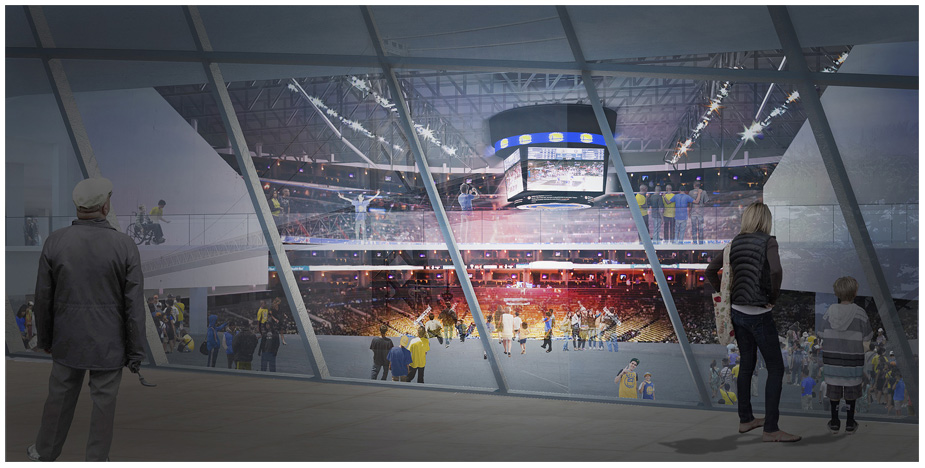 Golden State Warriors New Arena