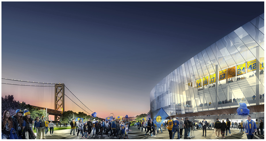 sfarena 20130505 4 925 Golden State Warriors New Arena Details and Pictures