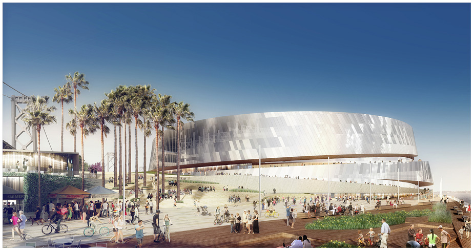 sfarena 20130505 8 925 Golden State Warriors New Arena Details and Pictures