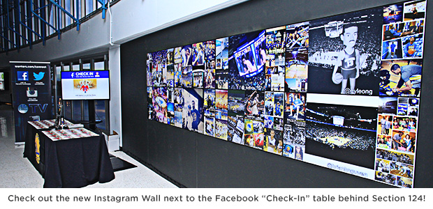 Check out our new Instagram Wall