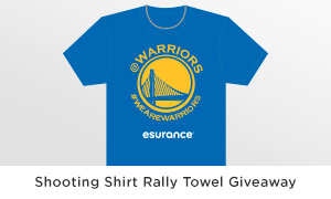 Shooting Shirt Rally Towels