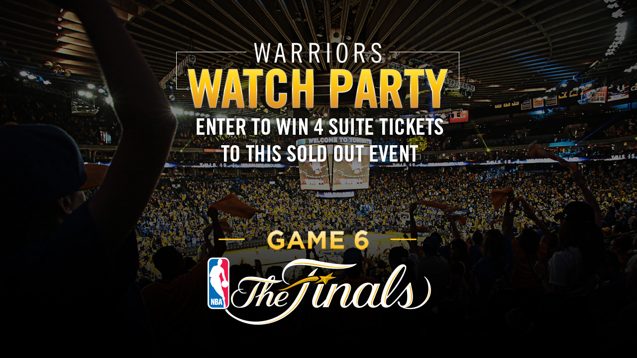 Score Suite Tickets to Game 6 Watch Party