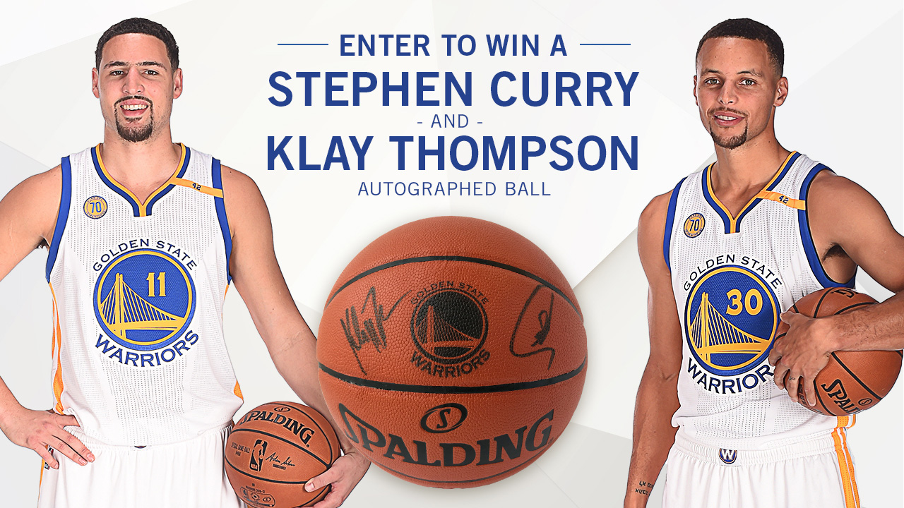 Enter to Win | Golden State Warriors