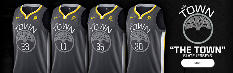 reputable site cc55a 7b11a The Town' Jersey Reaches Franchise Record in Sales | Golden ...