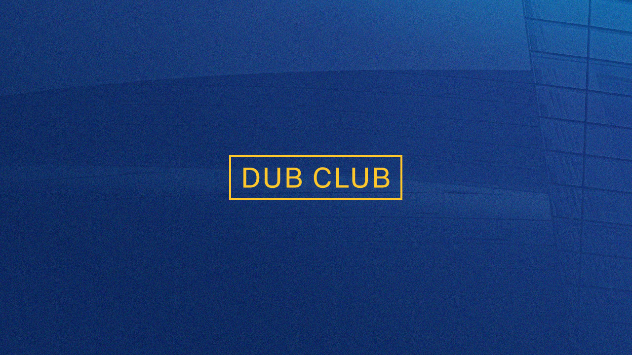 Golden State Warriors Dub Club