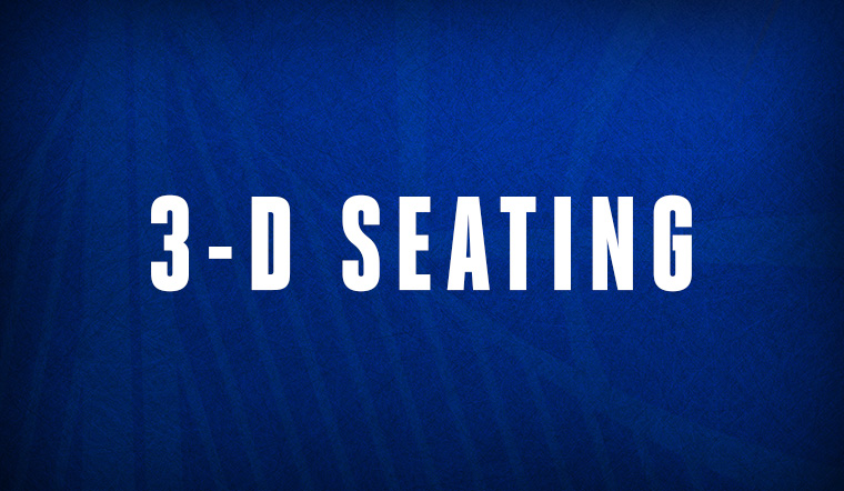 3-D Seating