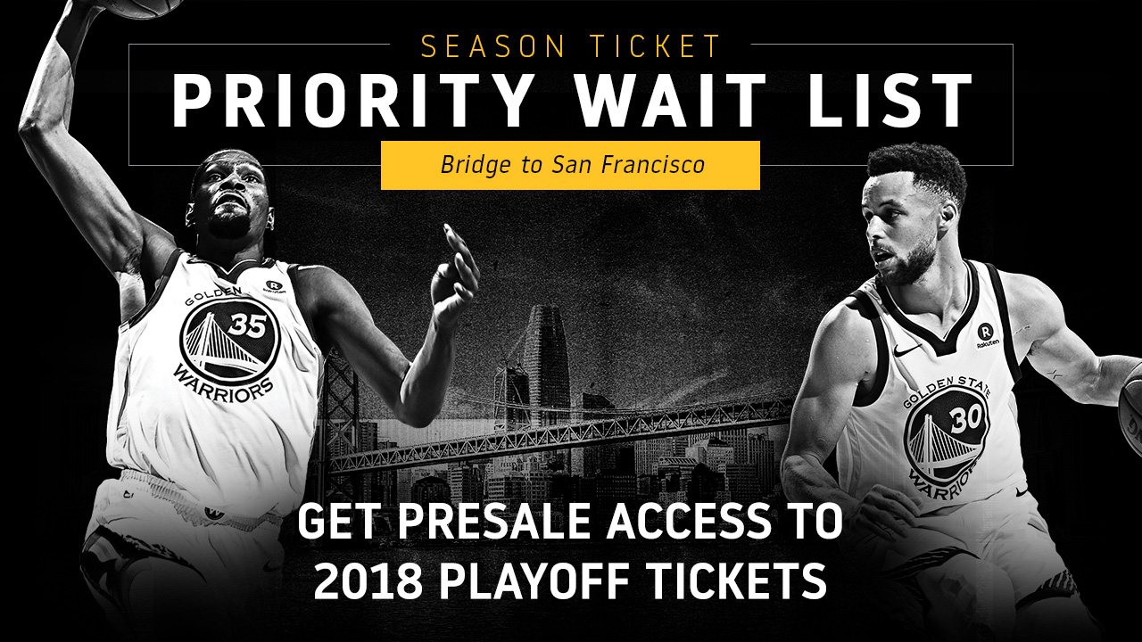 Join the Season Ticket Priority Wait List