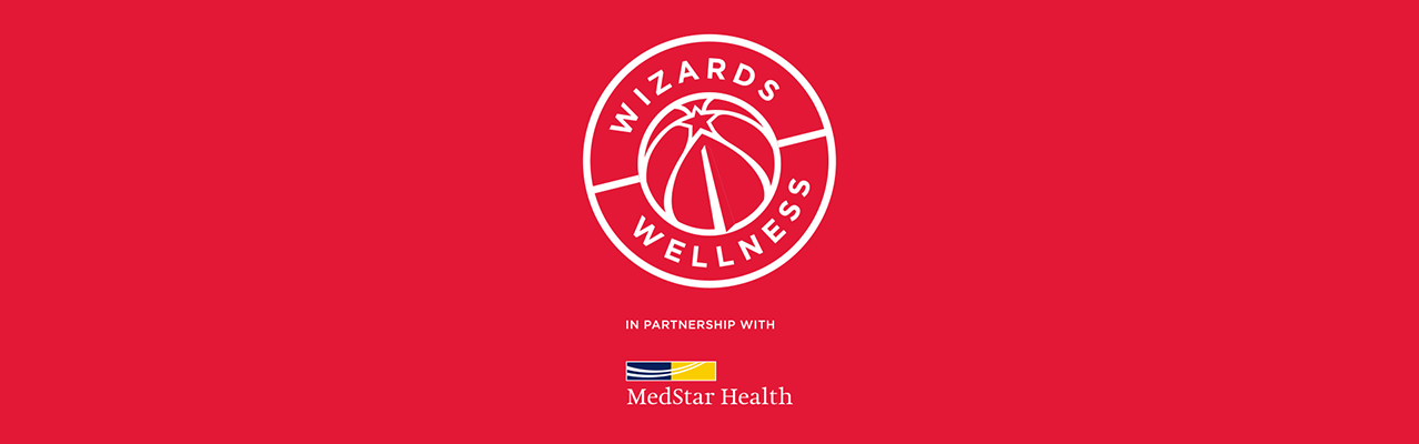 Wizards Wellness in Partnership with MedStar Health