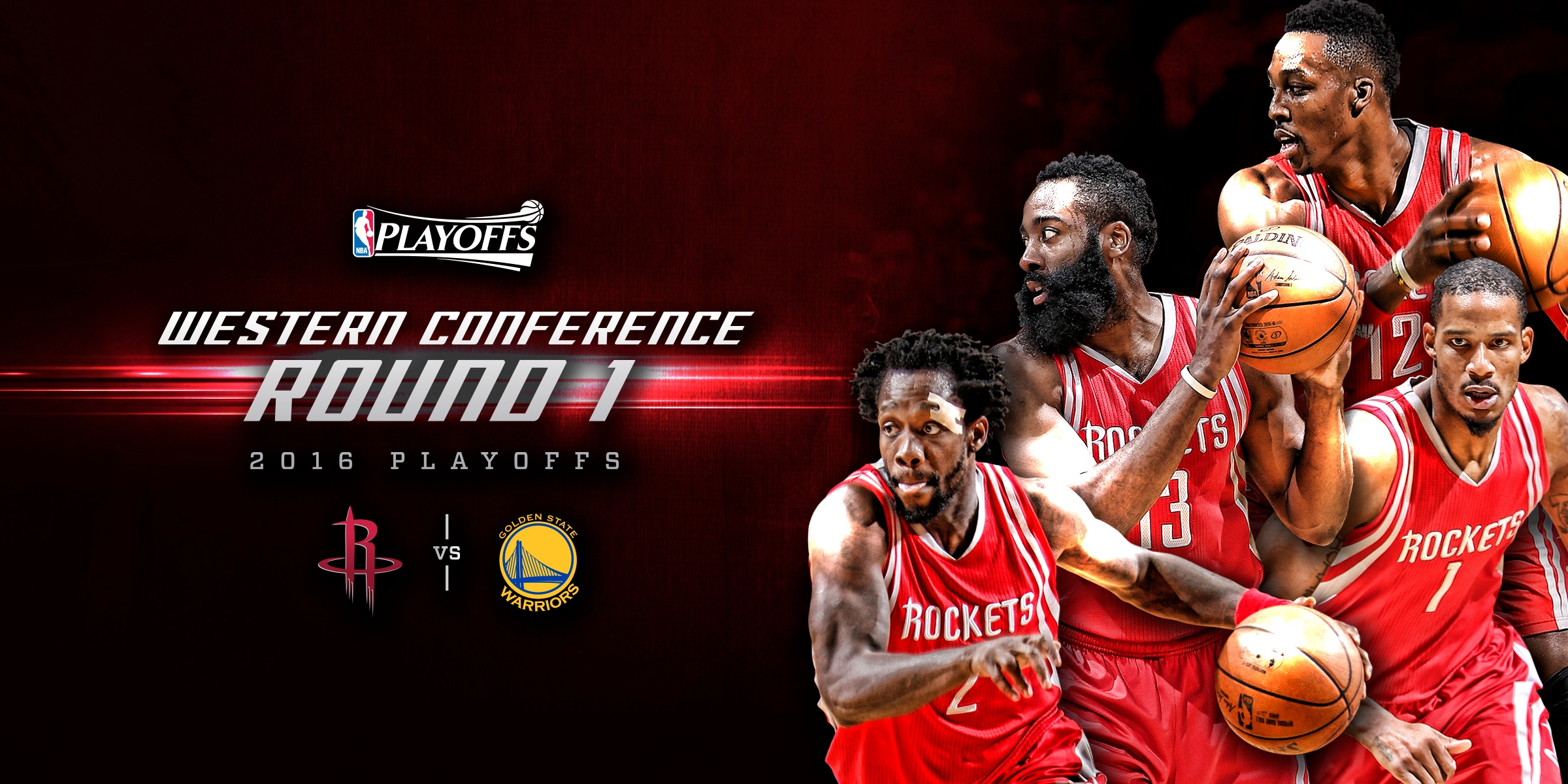 rockets vs. warriors first round schedule | houston rockets