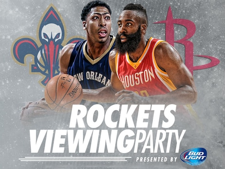 Rockets Viewing Party - March 25, 2015