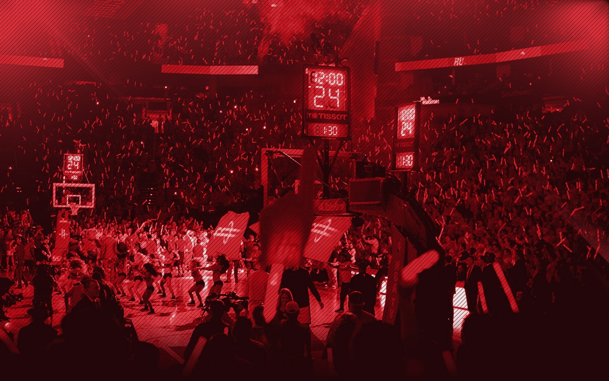 2017-18 Rockets Entertainers Selected